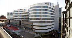 New QE Hospital