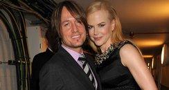 Nicole Kidman & Keith Urban at the National movie