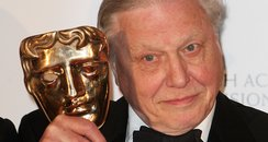 Sir David Attenborough at the BAFTA TV Awards 2009