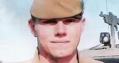 Corporal Liam Riley