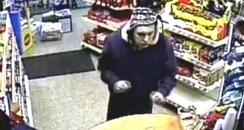 Thanet Way Services Robbery