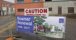 Rowner Renewal Project
