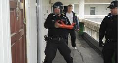 Drugs Raid Gosport