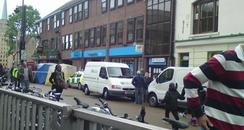 Westgate Shopping Centre stabbing