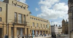 New Bodleian Library