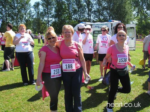 Race for Life Bromsgrove