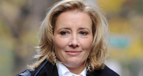 British Actress Emma Thompson