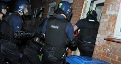 Kent Drug Raids