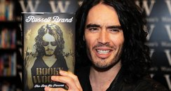 russell brand book signing