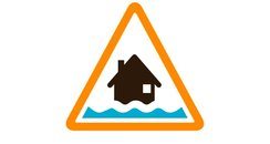 Flood alert warning