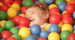 Children's Hospices UK Ball Pit