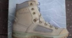 £31,000 worth of military boots stolen