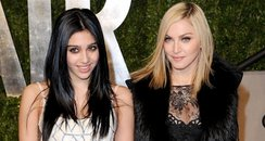 Lourdes and Madonna at the Oscars Vanity Fair