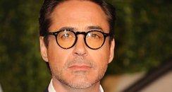 Robert Downey Jr at the Oscars Vanity Fair party