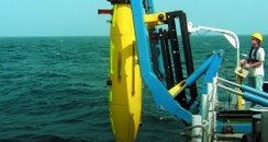 Hydroid helping Nato find mines at sea...