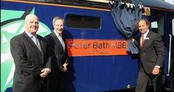 New Luxury Train Unveiled At Southampton Port