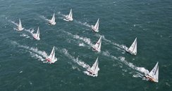 The Clipper 11-12 Round the World Yacht Race