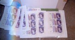 Fake £20 Notes