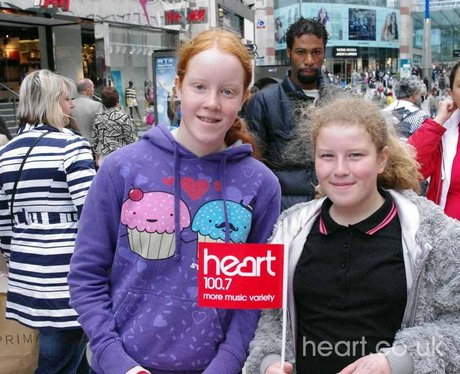 Heart & Colgate Make Birmingham Smile 28/5/11