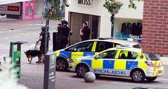 Watford Bank Siege
