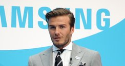 david Beckham everyones olymipc games