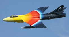 Miss Demeanour returns to Bournemouth Air Festival