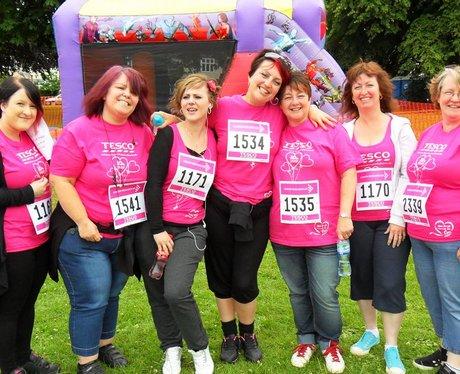 Race For Life Northampton 5K