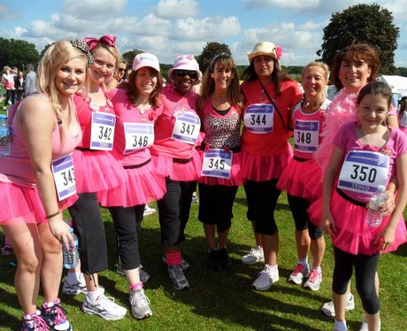 Maidstone Race For Life 1