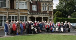 Bletchley Park Reunion 2011