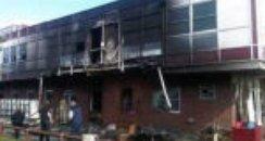Sir Henry Floyd Grammar Fire