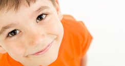 ChildLine - Young Boy Smiling