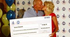 Euromillions Lottery winner