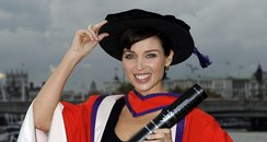 Dannii Minogue Honorary Degree