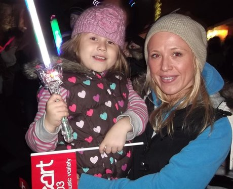 Basildon's Big Switch On