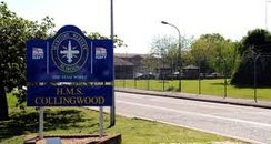 HMS Collingwood Training Base