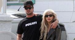 Lady Gaga and New Boyfriend