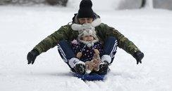 Hertfordshire snow pictures