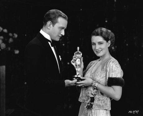 norma shearer at the oscars