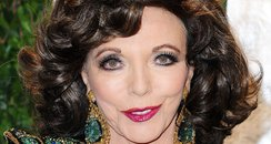 Joan collins without makeup joan collins admits having had