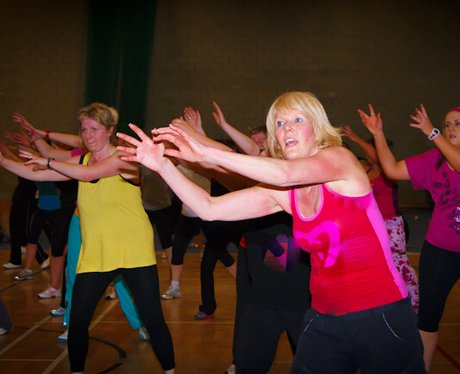 Heart's World Record Zumba