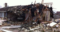 Wisbech Destroyed Bungalow