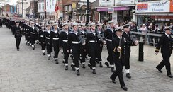 HMS Collingwood Freedom March