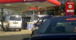 Queues at Petrol Stations