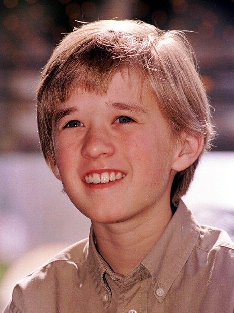 Haley Joel Osment as a boy in 'The Sixth Sense'