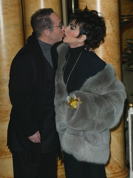 David Gest and Liza Minelli