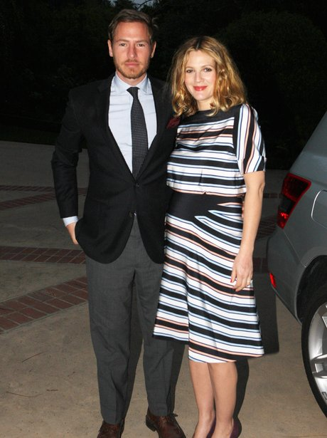 Drew Barrymore is pregnant