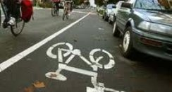 The towns will be made more cycle friendly