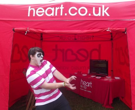 Heart at The Royal Bath & West Show Thursday
