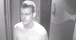 CCTV of man wanted for sexual assault in newquay