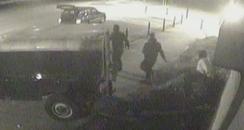 Papworth ATM CCTV